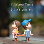 Volodymyr Versta - I Don't Love You